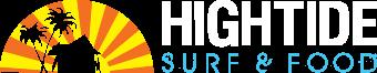 Hightide Surf & Food Logo