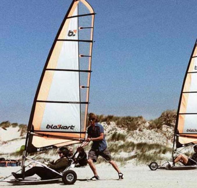 High Tide Surf and Food groepen uitje